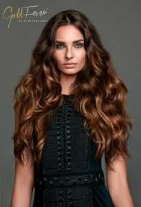 gold fever hair extensions in london